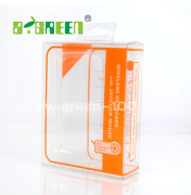 Popular Clear Plastic Package Box (N-33)