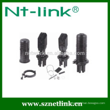 Fermeture d'épissure à fibre optique de type Dome Type 12-144
