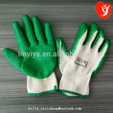 High quality resistant garden latex gloves from Shandong