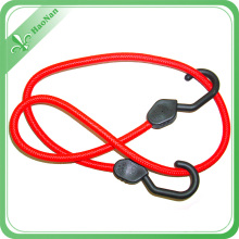 Factory Direct Sale High Quality Red Color Elastic Bungee Cord