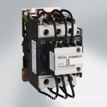 CJ19 Series Change Over Capacitor Contactor