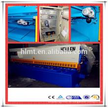 QC12Y-6x2500 con e200 cnc hidráulica cizalla máquina fábrica