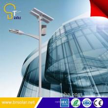 Preço barato 40 w luz conduzida solar do preço da luz de rua a lâmpada solar da luz conduziu o revérbero solar exterior