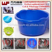 laundry wash tub/OEM Custom plastic injection laundry wash tub mold made in China
