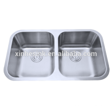 Stainless Steel 304 Undermount Kitchen Sinks