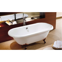 European Classical Clawfoot Free Standing Bath Tub