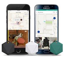 Мини Умный Беспроводная Связь Bluetooth 4.0 Анти-Потерянный Сигнал Тревоги Key Finder Трекер