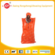 Lifesaving equipment SOLAS Thermal Protective Aid EC orange