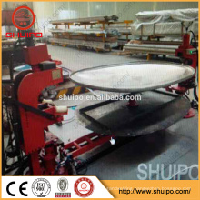 dish end press machine elliptical tank head flaning machine