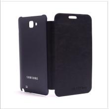 Cas de téléphone portable en cuir d'unité centrale pour Samsung Galaxy Note 9220