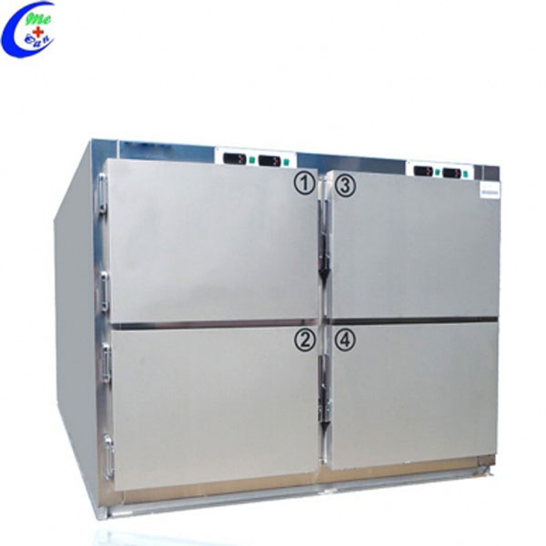 Stainless Steel Morgue Freezer