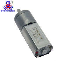 6v low rpm dc gear motor 20mm diameter with low noise