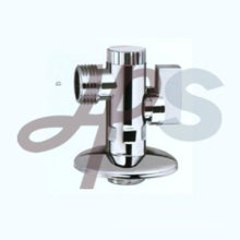 chrome plated brass angle valve