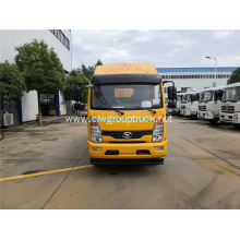 SFC 5m3 sewage suction tanker truck