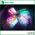 Shiji Full Color smd 5050 rgb 75x15mm LED Module , 20pcs/string