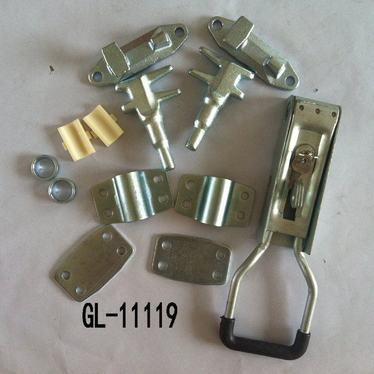 Truck Body Parts Door Locking Set High Quality Low Price Low MOQ