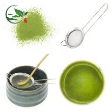Tamis / Tamis / Tamis de Matcha de maille superbe superbe, maille de poudre de thé vert de Matcha