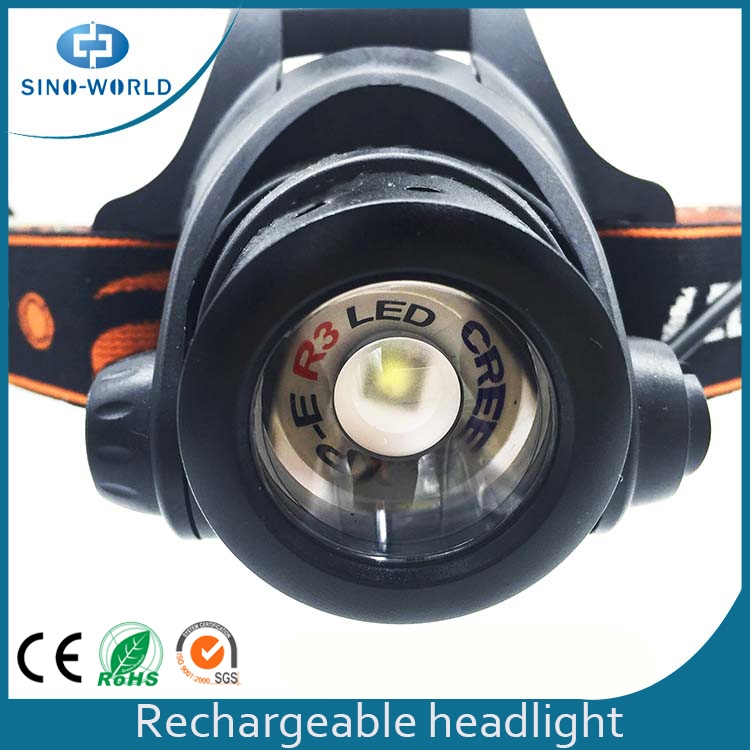 High Power Headlights