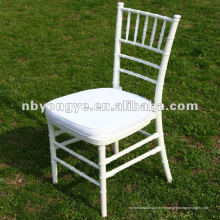 Chaise en plastique (blanc)