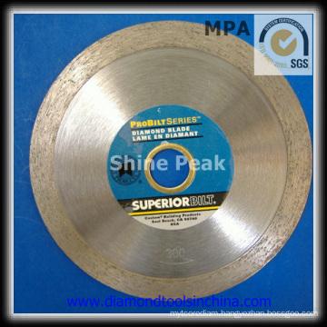 4.5 Inch Diamond Saw Blades for Stone Cutting