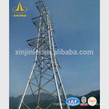 Galvanize Steel Tower Manufacturers