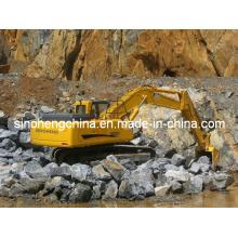 Excavadora arrastrada hidráulica Sc330.8 de 32.1 toneladas
