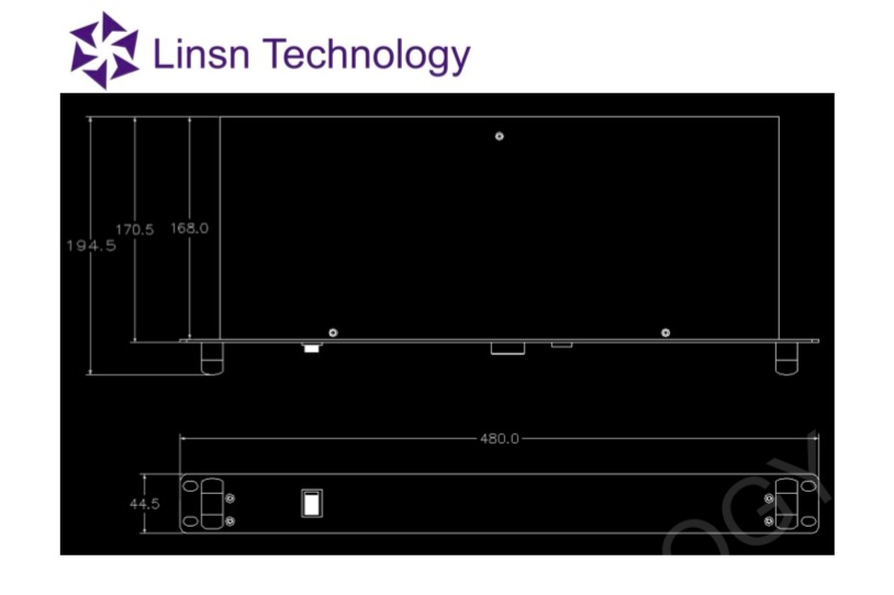 Linsn Sending Box Of Led Display