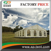 25X25 dust proof outdoor used commercial tent for sale