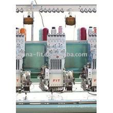 Máquina de bordar com dispositivo simples Coling (forma 912SC)