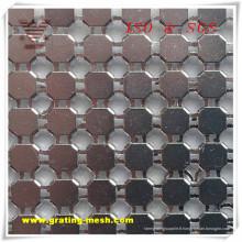 Maille décorative / en métal de rideau du fabricant chinois (OIN)