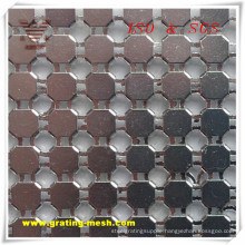 Decorative/ Metal Curtain Mesh From Chinese Manufacturer (ISO)