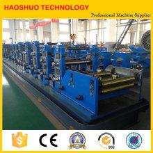 Tubería galvanizada de acero que hace la máquina, molino de tubo, molino de tubo
