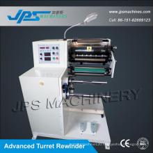 Jps-320fq-Tr Pet Film and Mylar Slitter with Turret Rewinder