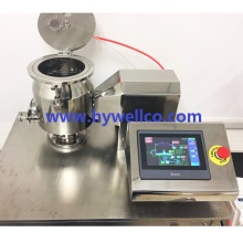 Ghl Series Lab High Speed Mixing Granulator
