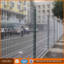 Yard Wire Mesh Fence V Beam Fence