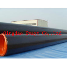 Isolamento térmico tubo de aço