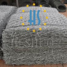 100 * 120 mesh Schwere Zink Beschichtung Gabion Box