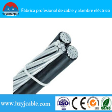 Aluminum Power Cable PE Insulation