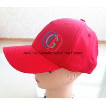 Accept OEM Quality Embroidered Sports Sun Cap