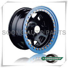 """Daytona-Beadlock Wheels GS-20103 Stahlrad von 15 """"bis 17"""" mit verschiedenen PCD, Offset und Vent Loch"""