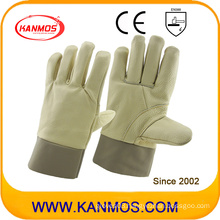 Cowhide Furniture Leather Industrial Safety Work Gloves (31013)
