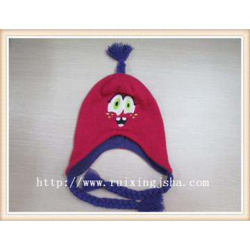 Вышивка животных шляпа для детей