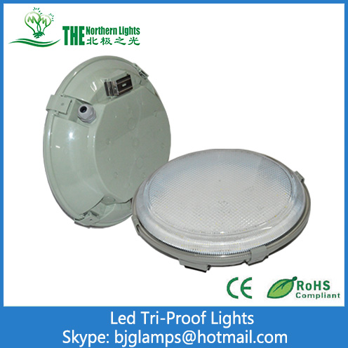 20W PC Housing LED Tri-proof lighting