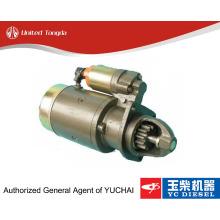 Original Yuchai YC4E starter motor 530-3708010B
