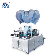 Máquina para fabricar cubiertas de zapatos desechables de plástico PE