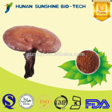 Free Sample Herbal Raw Material Sleep Medicine Ganoderma Lucidum P.E. Powder