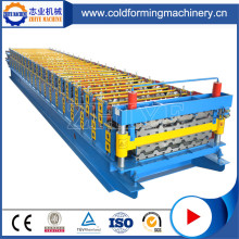 Double Layer Membuat Roll Forming Machine