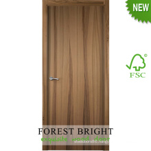Nice Design Engineered Veneer Wooden Flush Door for Hotel