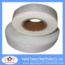 Fabricantes de fita adesiva Drywall Fita de fibra de vidro comum para material de parede