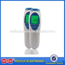 Termómetro infrarrojo del cuerpo del termómetro de la frente de Themperature del cuerpo del termómetro WH8818C
